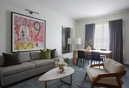 Living room | Andaz Extra Large Loft | Andaz San Diego