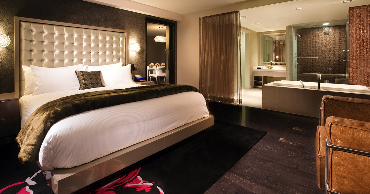 Rock Star Suite Gold At Hard Rock Hotel San Diego