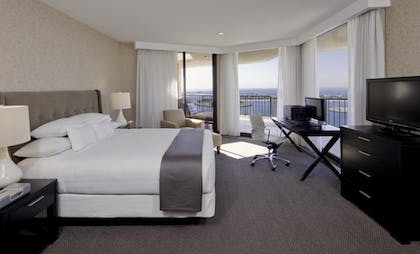 King Bedroom | Penthouse | Hyatt Regency Mission Bay Spa and Marina