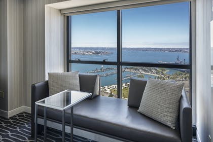 King sitting area | Grand Suite - King Room | Manchester Grand Hyatt San Diego