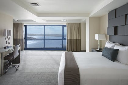 Bedroom | Presidential Suite + Double Room | Manchester Grand Hyatt San Diego