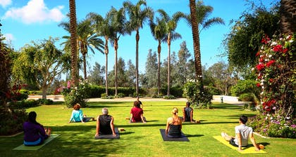 Yoga at Park Hyatt Aviara | Park Hyatt Aviara Resort, Spa & Golf Club