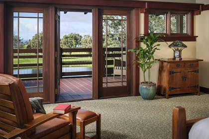 Balcony view | Thorsen Suite | The Lodge at Torrey Pines