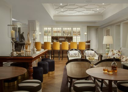 Bar One Point | Claremont Club & Spa, A Fairmont Hotel
