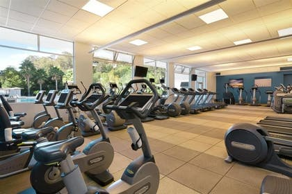 Fitness room | Claremont Club & Spa, A Fairmont Hotel