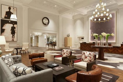 Lobby | Claremont Club & Spa, A Fairmont Hotel