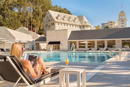 Pool | Claremont Club & Spa, A Fairmont Hotel