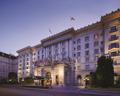 Exterior | Fairmont San Francisco