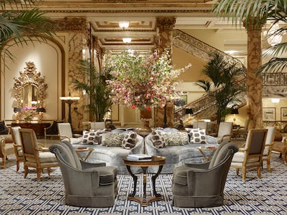 Lobby | Fairmont San Francisco