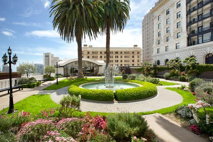 Rooftop Garden | Fairmont San Francisco