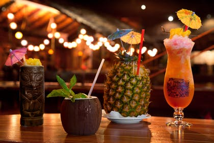 Tonga Room Cocktails | Fairmont San Francisco