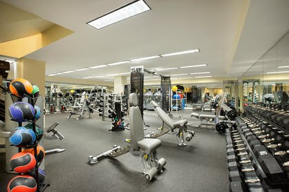 Workout Facility | Fairmont San Francisco