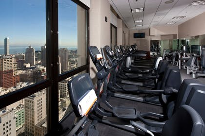 Fitness Center | Grand Hyatt San Francisco