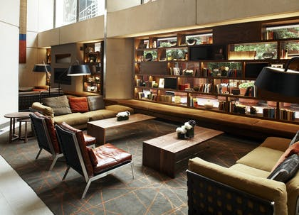 Lobby Seating Area | Grand Hyatt San Francisco