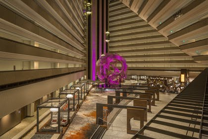 Atrium | Hyatt Regency San Francisco