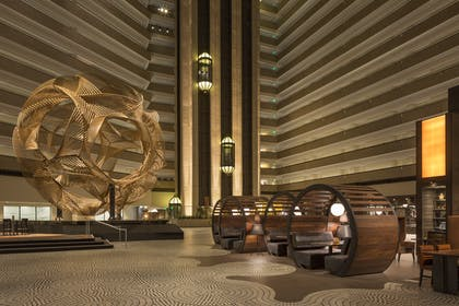 Eclipse Seating Rounds | Hyatt Regency San Francisco