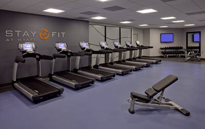 Fitness Center | Hyatt Regency San Francisco