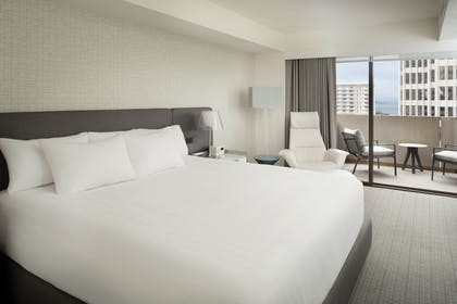 Bedroom 2 | Luxury Suite | Hyatt Regency San Francisco