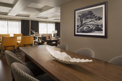 Dining Area | Presidential Suite | Hyatt Regency San Francisco