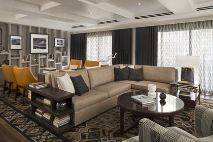 Living Room 2 | Presidential Suite | Hyatt Regency San Francisco