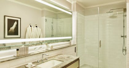 Bathroom | Junior Suite | King | Palace Hotel