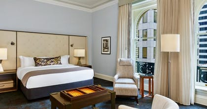 Bedroom 2 | Junior Suite | King | Palace Hotel