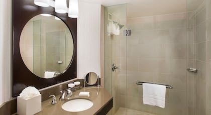 Bathroom | Skyline Suite - 1 Bedroom Suite - Floor 30-32 | Parc 55 San Francisco