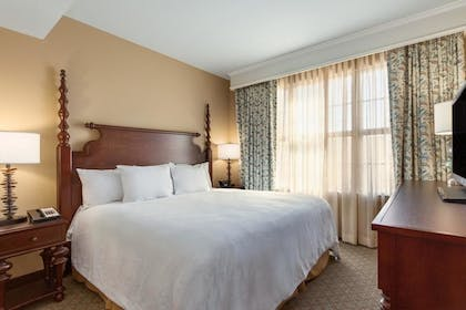 King Bed | 2 Room Suite - 1 King Bed - Non-smoking + 2 Room Suite - 2 Queen Beds - Non-smoking | Embassy Suites by Hilton Hotel Savannah