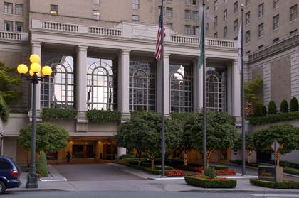 Exterior View | Fairmont Olympic Hotel