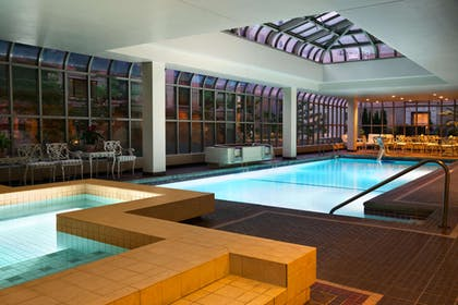 Pool | Fairmont Olympic Hotel
