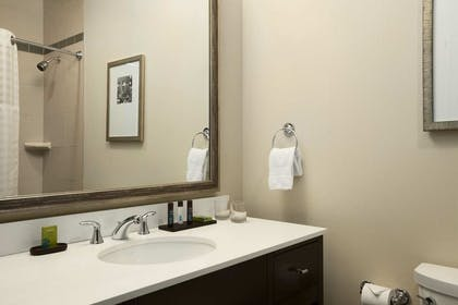 Bathroom | 2 Room Suite - 1 Queen Bed - Non-smoking | Embassy Suites by Hilton St. Louis Downtown
