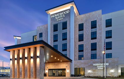 Exterior at Night | Homewood Suites by Hilton Dallas The Colony
