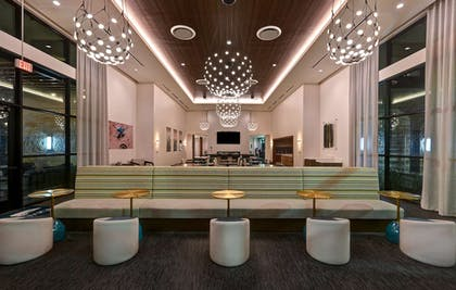 Lobby Area | Homewood Suites by Hilton Dallas The Colony