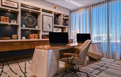 Business Center | Homewood Suites by Hilton Dallas The Colony