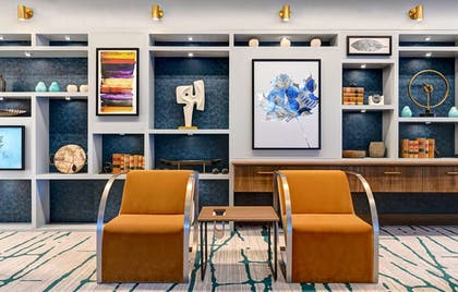 Seating Lobby | Homewood Suites by Hilton Dallas The Colony