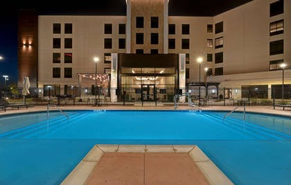 Pool | Homewood Suites by Hilton Dallas The Colony