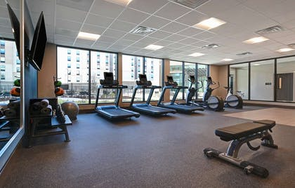Fitness Area | Homewood Suites by Hilton Dallas The Colony