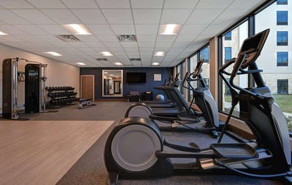 Fitness Center | Homewood Suites by Hilton Dallas The Colony