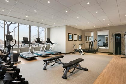 Fitness Room | Embassy Suites by Hilton Toronto Airport
