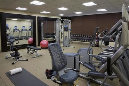 Fitness Area | Homewood Suites by Hilton Toronto Vaughan