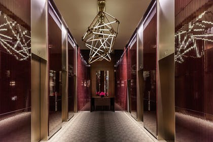 Elevator landing | Hyatt Regency Tysons Corner Center