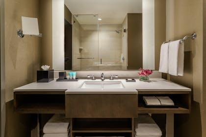 Bathroom | ADA Regency Suite King | Hyatt Regency Tysons Corner Center