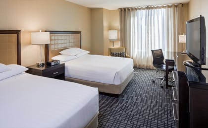 Second Bedroom | Executive Suite + 2 Double beds | Hyatt Regency Washington on Capitol Hill