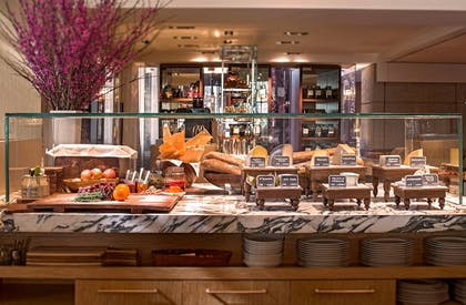Cheese Display | Park Hyatt Washington