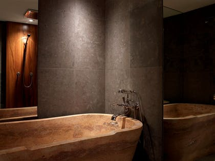 Bathtub | Ambassador Suite + Park Deluxe King | Park Hyatt Washington