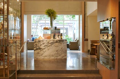 Tea Cellar Entrance | Park Hyatt Washington