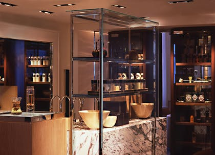 Tea Cellar | Park Hyatt Washington