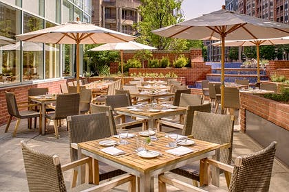 Terrace | Park Hyatt Washington