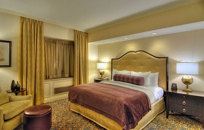 image1.jpg | 1 King Bed 1 Bedroom Presidential Suite with Balcony | The Capital Hilton