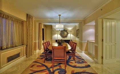 image2.jpg | 1 King Bed 1 Bedroom Presidential Suite with Balcony | The Capital Hilton